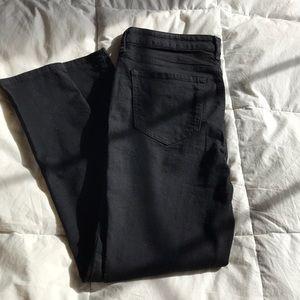 Black Old Navy Jeans